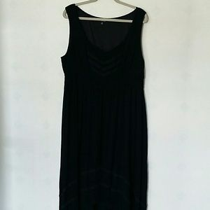 torrid Dresses - TORRID black hi lo sleeveless dress